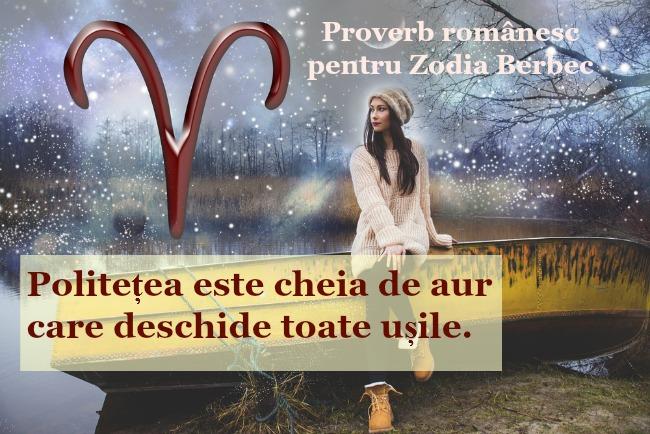 Berbec, Zodia berbec, horoscop, proverb, proverb romanesc