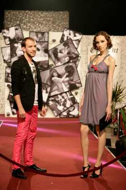 Stephan Pelger Fashion&Fame: Design your dream