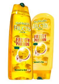 sampon cu fructe