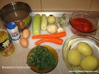 bors de legume; ingrediente bors de legume