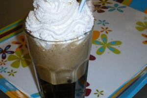 Ice frappe