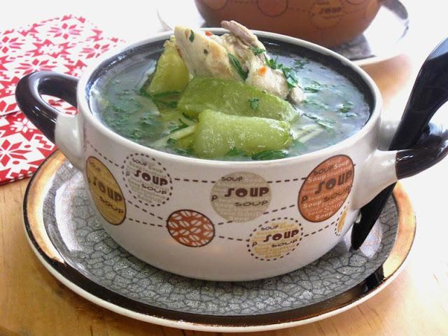 supa de pui cu dovlecel