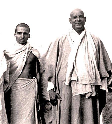 Krishnananda and Sivananda