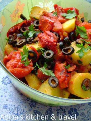 salata mediteraneeana