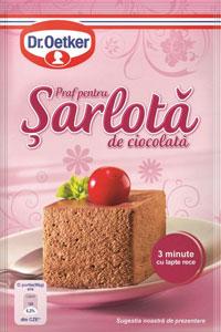 Sarlota de ciocolata