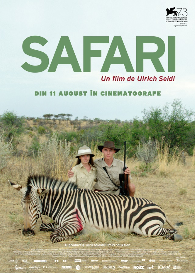 Safari, film documentar