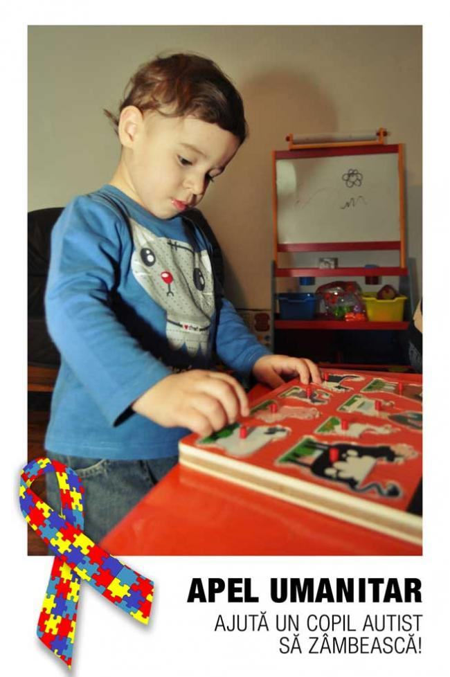 Campanie umanitara: Noi suntem prietenii lui Mihnea!