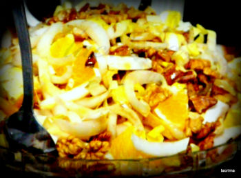 salata delicioasa si usoara de andive