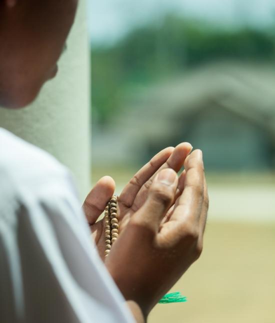 rugaciune, islam