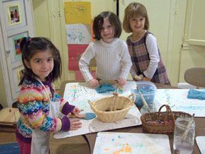 ateliere de arta pentru copii