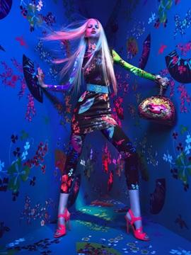 Campania Versace pentru H&M