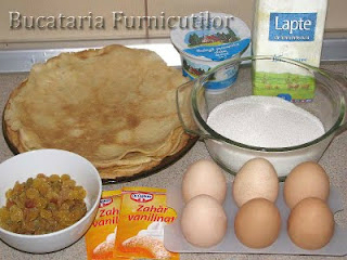 ingrediente clatite banatene