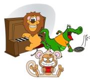 planse de colorat pentru copii - carte de colorat pentru copii