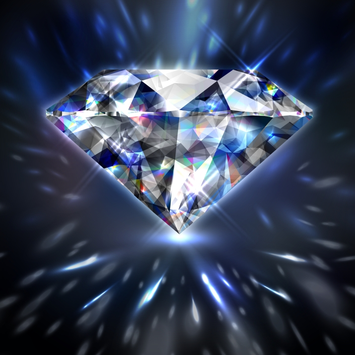 diamant, copii diamant