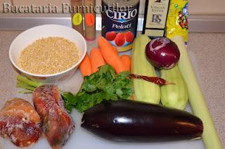 ingrediente tocana de legume