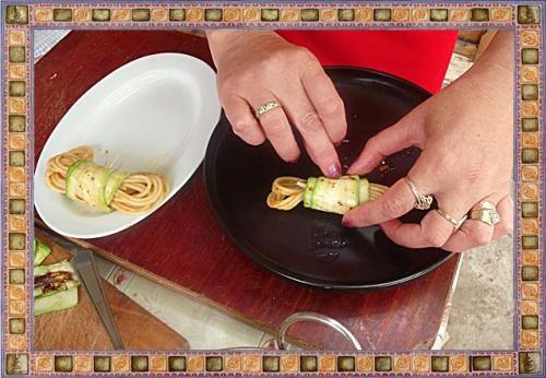 Retete culinare: Sculuri de paste