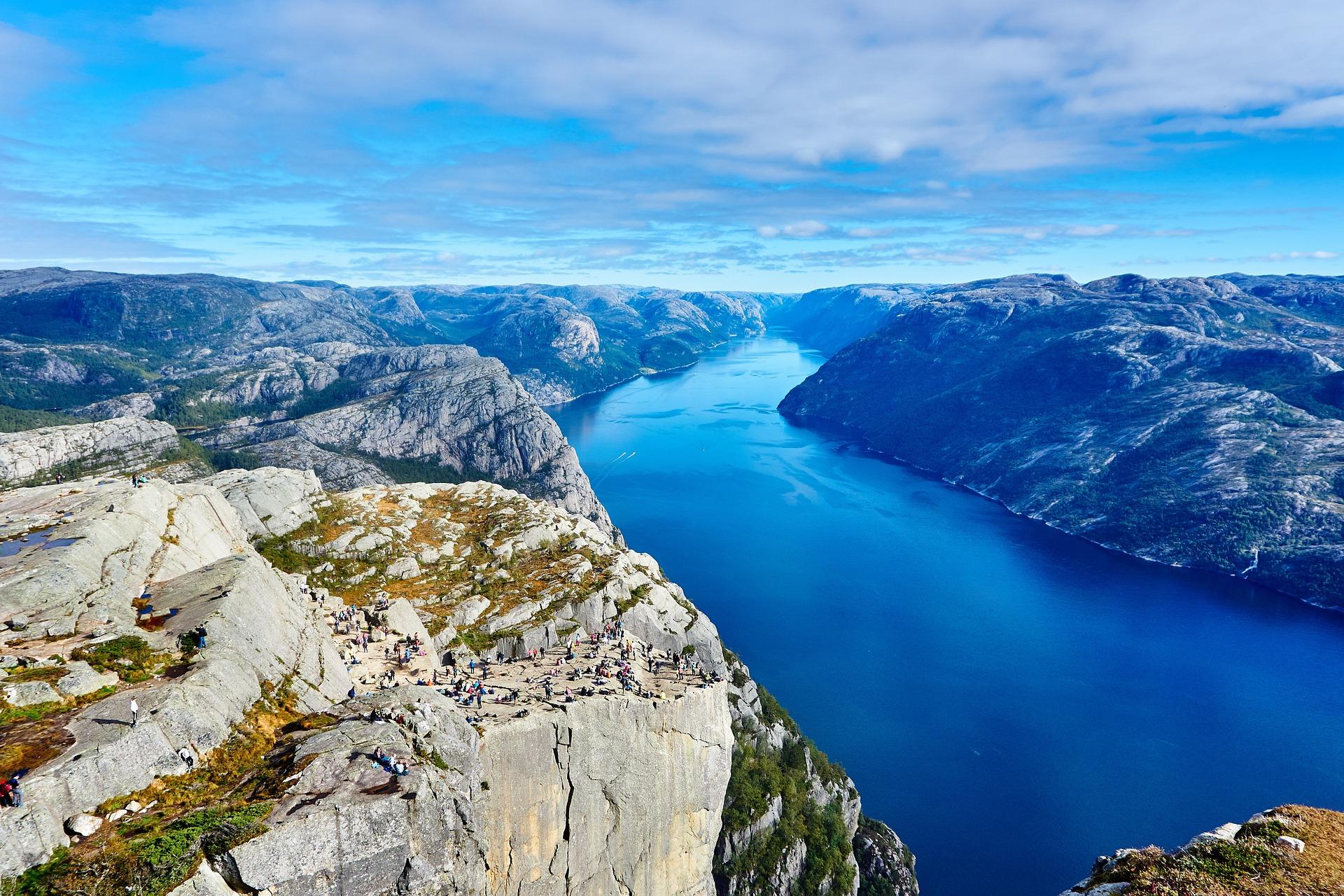 Cele mai fericite tari din lume: Norvegia