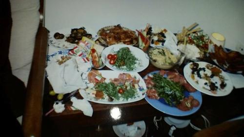 aperitive de paste