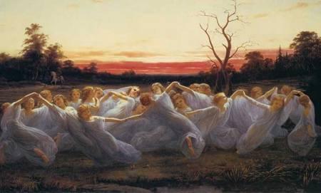 Sanzienele, sarbatoarea dragostei si a deslusirii ursitei: Obiceiuri si traditii minunate