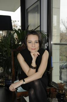 Interviu cu Rucsandra Hurezeanu - de Dana Negoita