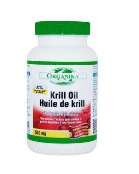 ulei de krill