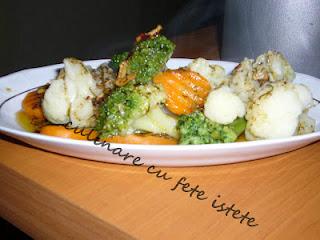 mancare de post cu legume