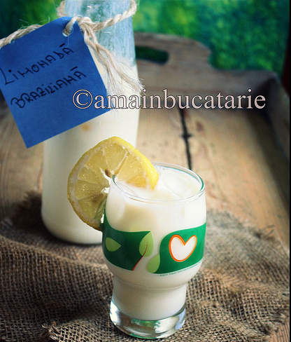 limonada braziliana