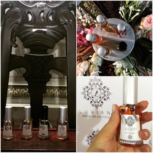 Luviane Atelier de Parfumerie