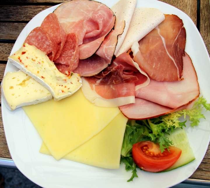 mic dejun germania