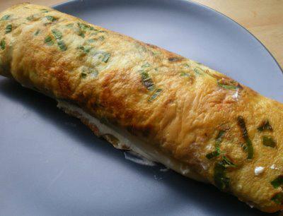 reteta omleta