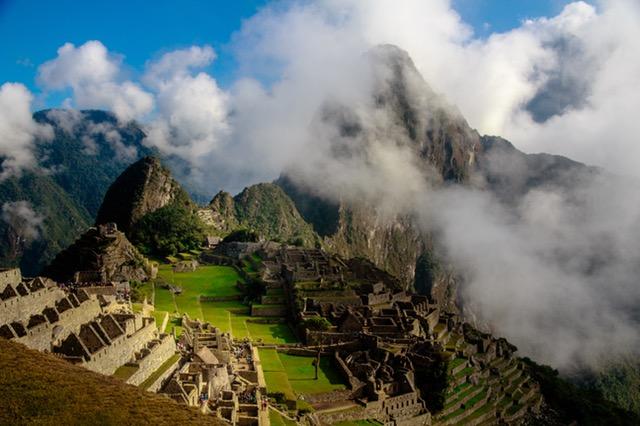 Machu Pichu – Peru