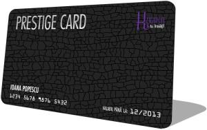 Cardul Prestige