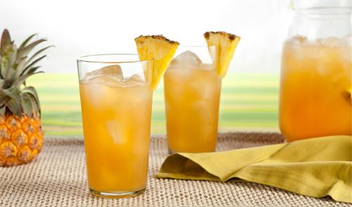 punch de ananas