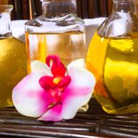uleiuri esentiale care combat raceala la copil: uleiul de eucalipt, uleiul de musetel, uleiul de menta