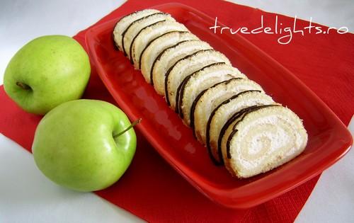 rulada crema de mere