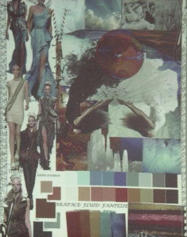 story board, Adrian Oianu, curs de design vestimentar