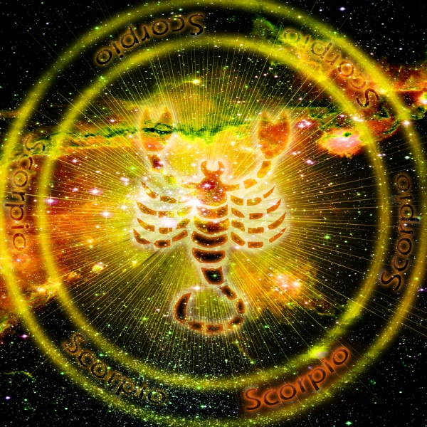 scorpion, astrologie