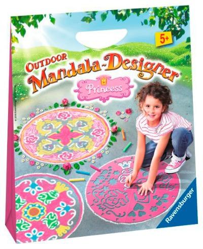 Jocuri pentru fete: Set Creativ Mandala