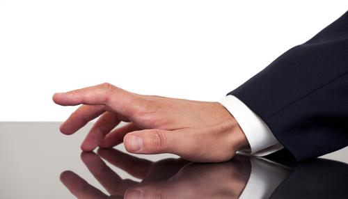 Limbajul trupului: A bate din degete