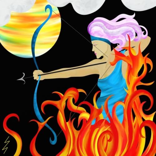 Sagetator, Horoscop