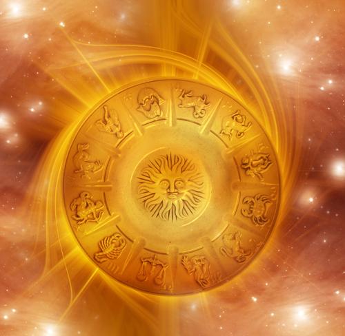 horoscop, galben