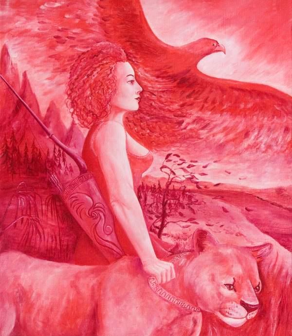 Menstruatie pe timp de LUNA PLINA