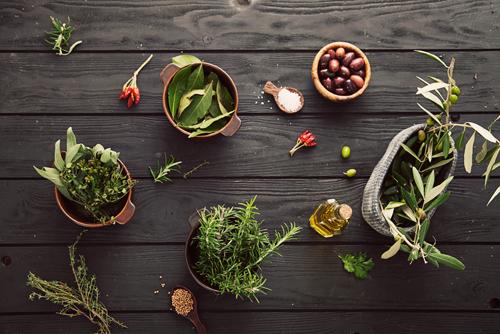 condimente mediteraneene