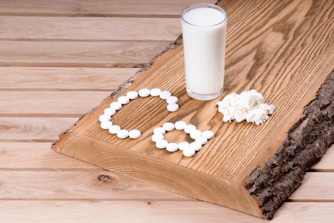 calciu, lapte