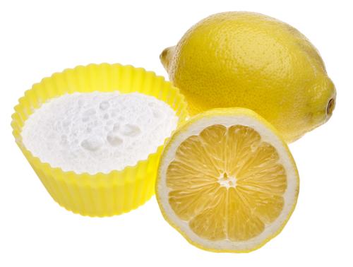 Bicarbonat de sodiu, lamaie