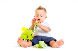 Gimnastica pentru bebelusi: 7 exercitii fizice pentru copii