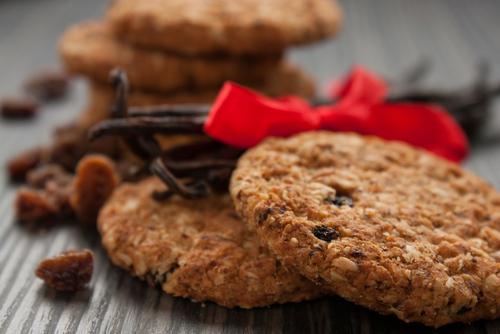 cereale integrale, biscuiti