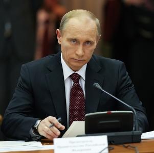 Vladimir Putin, Putin