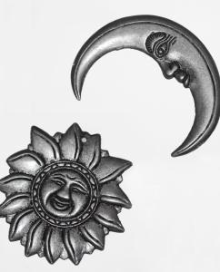 soare, luna, astrologie vedica