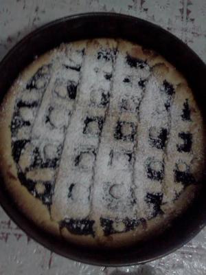 tarta cu dulceata